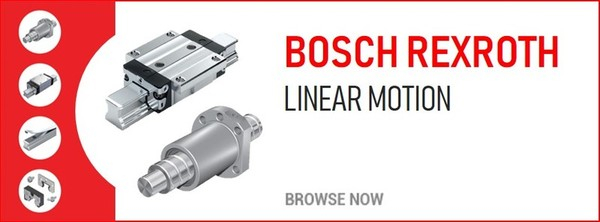 Bosh Rexroth Linear Motion Products