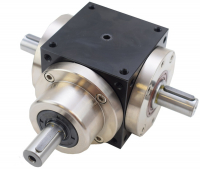 BEVEL GEARBOXES - SHAFT INPUT